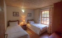 Springbok bedroom