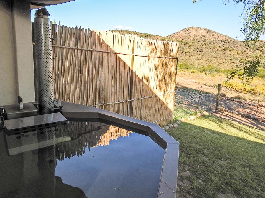 Grysbok Wood-fired Hot Tub