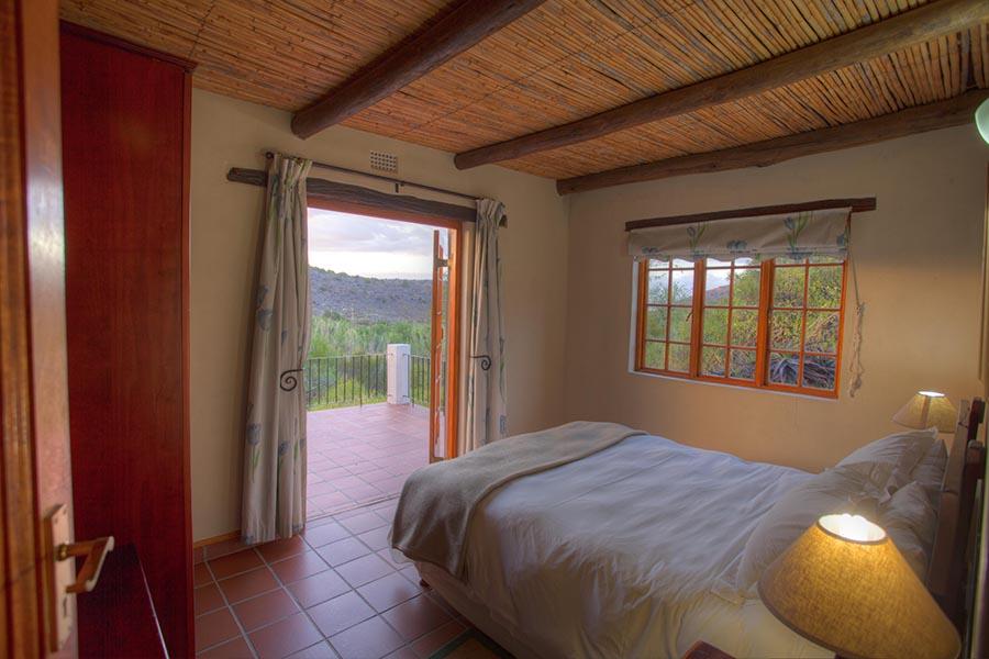 Klipspring bedroom