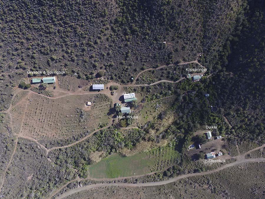 Rietfontein Klein Karoo Guest Cottages