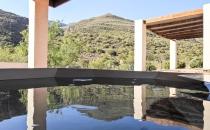 Steenbok Wood-fired hot tub