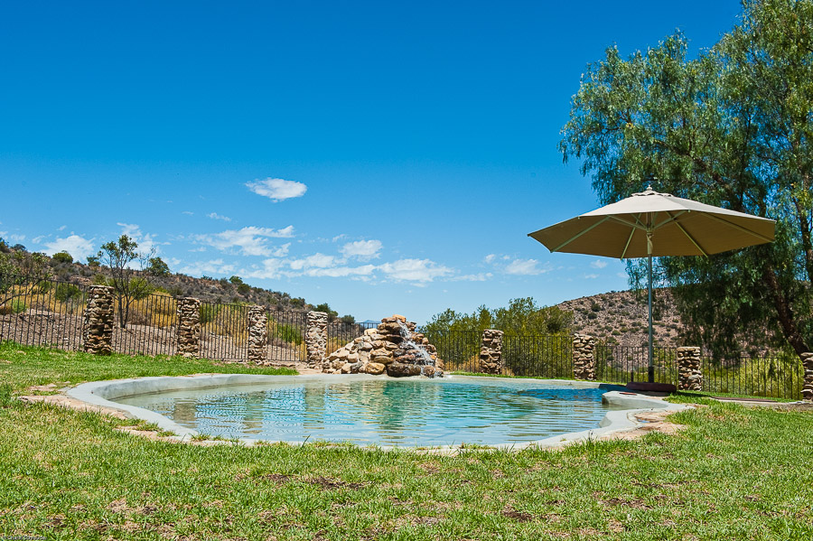 Rietfontein Guest Farm Swimming Pool