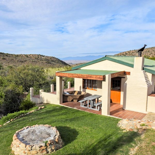 Klipspringer Self-Catering Cottage Ladismith