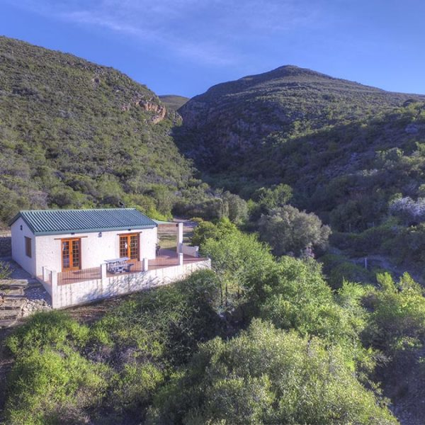 Klipspringer Cottage