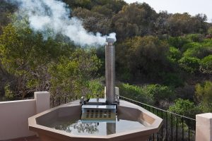 Rietfontein Wood Fired Hot Tubs