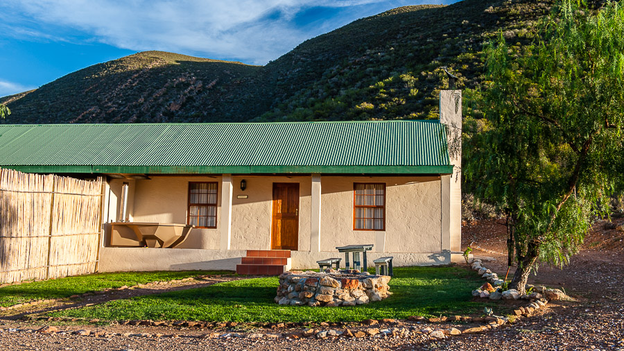 springbok self catering cottage ladismith