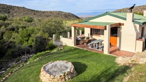 Klipspringer Self Catering Accommodation Hot Tubs Klein Karoo Ladismith