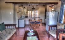 Klipspringer lounge kitchen